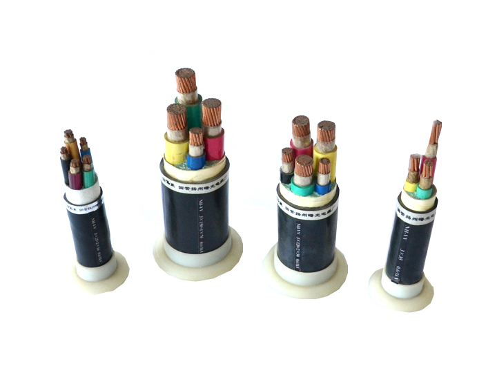 Fire resistant cable with rated voltage up to and including 0.6/1kv
