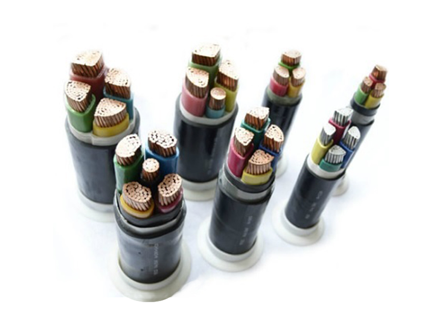 0.6/1kV XLPE insulated power cables