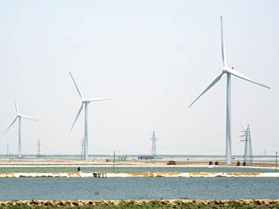 Guohua Dongtai wind electricty